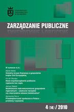 Zarządzanie Publiczne nr 4(14)/2010