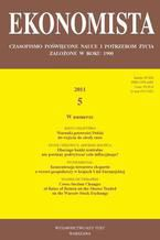 Ekonomista 2011 nr 5