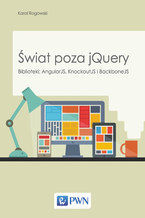 Świat poza jQuery. Biblioteki: AngularJS, KnockoutJS, BackboneJS