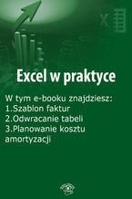 Okładka książki Excel w praktyce, wydanie kwiecień 2015 r