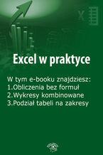 Okładka książki Excel w praktyce, wydanie listopad 2015 r