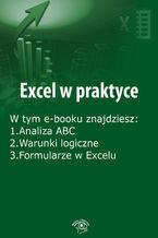 Okładka książki Excel w praktyce, wydanie styczeń 2016 r