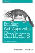Okładka książki Building Web Apps with Ember.js