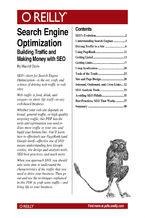Okładka książki Search Engine Optimization