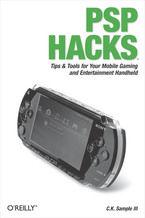 Okładka książki PSP Hacks