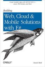 Okładka książki Building Web, Cloud, and Mobile Solutions with F#