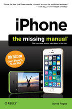 Okładka książki iPhone: The Missing Manual. 7th Edition