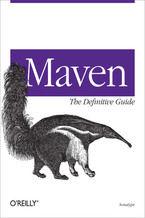 Okładka książki Maven: The Definitive Guide. The Definitive Guide