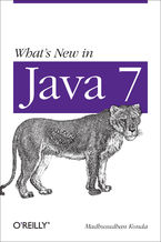 Okładka książki What's New in Java 7