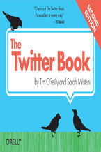 Okładka książki The Twitter Book. 2nd Edition