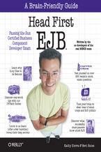 Okładka książki Head First EJB. Passing the Sun Certified Business Component Developer Exam