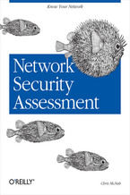 Okładka książki Network Security Assessment. Know Your Network