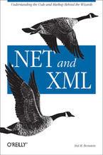 Okładka książki .NET & XML