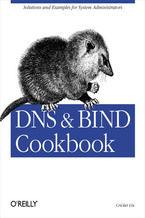 Okładka książki DNS & Bind Cookbook