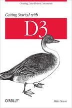 Okładka książki Getting Started with D3