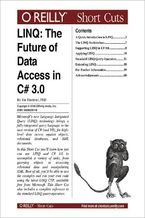 Okładka książki LINQ: The Future of Data Access in C# 3.0. The Future of Data Access in C# 3.0