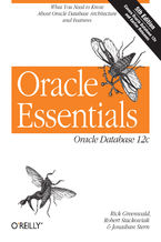 Okładka książki Oracle Essentials. Oracle Database 12c. 5th Edition