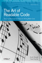 Okładka książki The Art of Readable Code. Simple and Practical Techniques for Writing Better Code