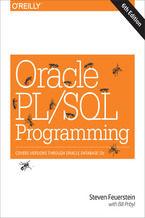 Okładka książki Oracle PL/SQL Programming. 6th Edition