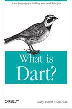 Okładka książki What is Dart?