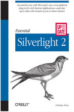 Okładka książki Essential Silverlight 2 Up-to-Date