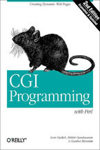 Okładka książki CGI Programming with Perl. 2nd Edition