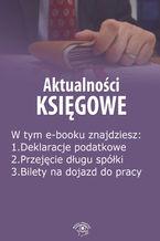 Aktualności księgowe, wydanie wrzesień 2014 r
