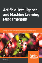 Okładka książki Artificial Intelligence and Machine Learning Fundamentals