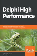 Okładka książki Delphi High Performance