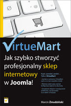 Okładka książki VirtueMart. Jak szybko stworzyć profesjonalny sklep internetowy w Joomla!