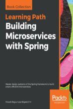 Okładka książki Building Microservices with Spring