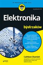 Okładka książki Elektronika dla bystrzaków. Wydanie III