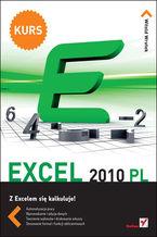 Okładka książki Excel 2010 PL. Kurs