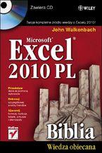 Okładka książki Excel 2010 PL. Biblia
