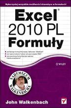 Okładka książki Excel 2010 PL. Formuły