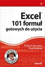 Okładka książki Excel. 101 formuł gotowych do użycia
