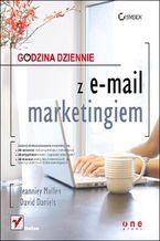 Okładka książki Godzina dziennie z e-mail marketingiem
