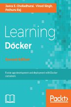 Okładka książki Learning Docker - Second Edition