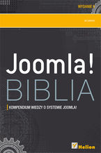 Okładka książki Joomla! Biblia. Wydanie II