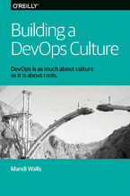 Okładka książki Building a DevOps Culture