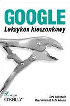 Okładka książki Google. Leksykon kieszonkowy