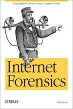 Okładka książki Internet Forensics