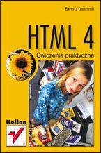 Okładka książki HTML 4. Ćwiczenia praktyczne