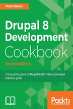 Okładka książki Drupal 8 Development Cookbook - Second Edition