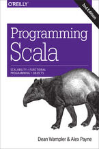 Okładka książki Programming Scala. Scalability = Functional Programming + Objects. 2nd Edition