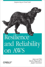 Okładka książki Resilience and Reliability on AWS