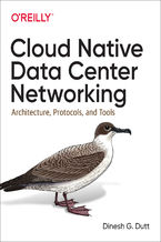 Okładka książki Cloud Native Data Center Networking. Architecture, Protocols, and Tools