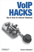 Okładka książki VoIP Hacks. Tips & Tools for Internet Telephony