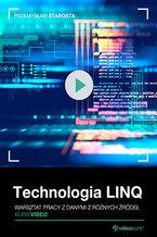 Okładka książki Technologia LINQ. Kurs video. Warsztat pracy z danymi z różnych źródeł