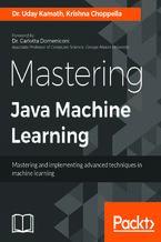 Okładka książki Mastering Java Machine Learning